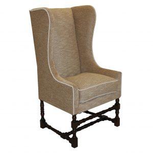 Polegate wing chair