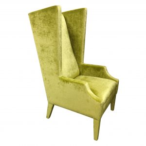 Pyecombe wing chair 2