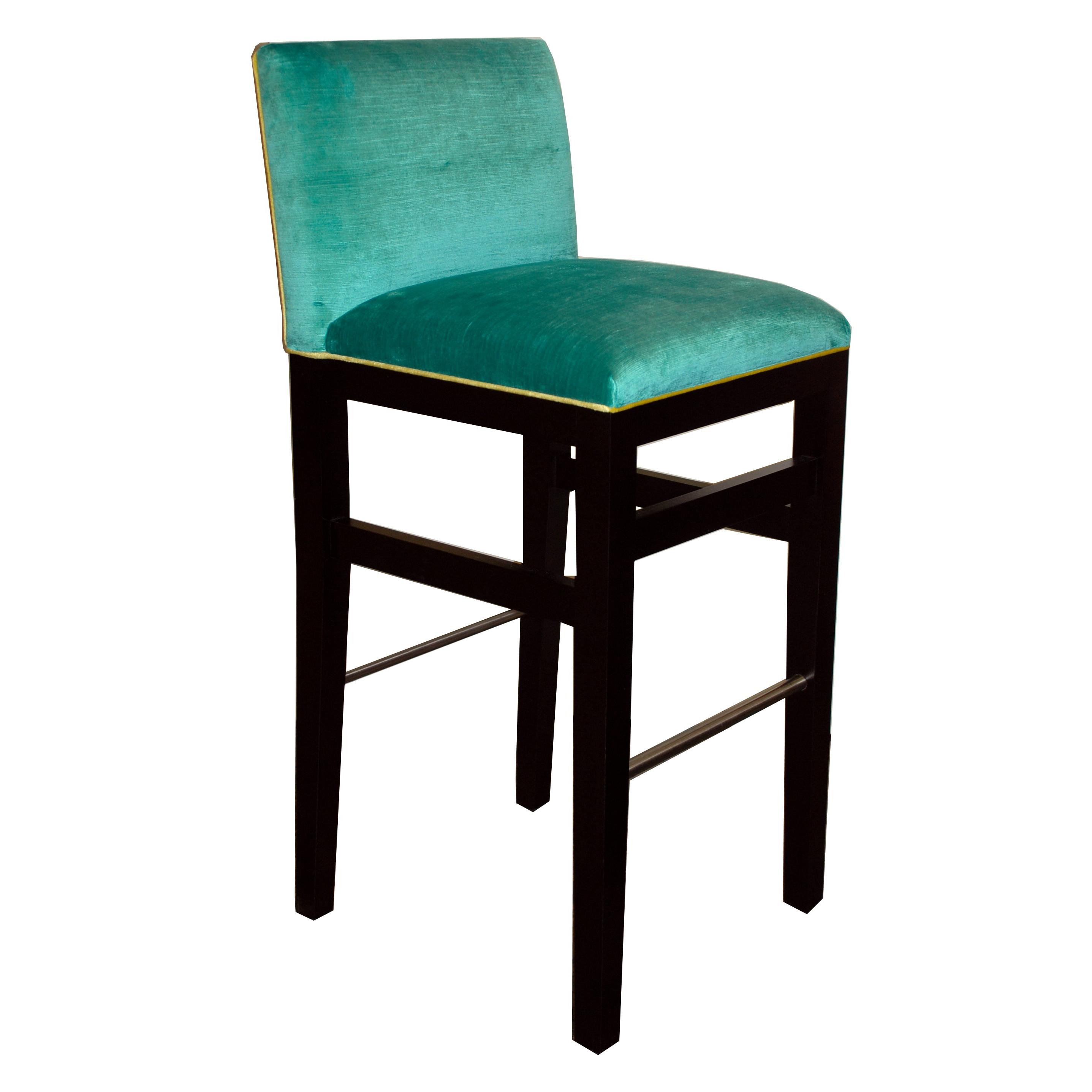 Firle Bar Stool Handmade In Uk Chairmaker