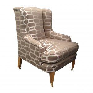 Warbleton wing chair