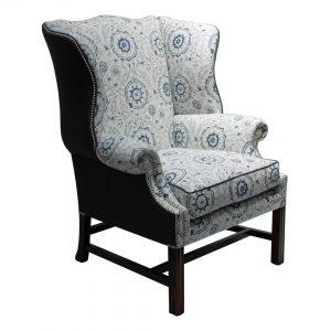 Hastings wing chair