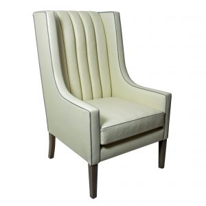 Partridge wing chair